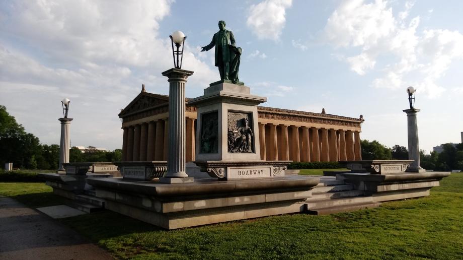 Nashville Parthenon @ Centennial Park