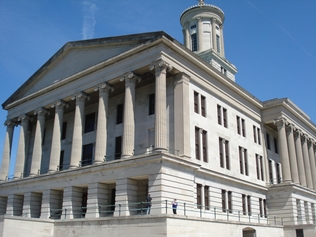 Nashville state capitol